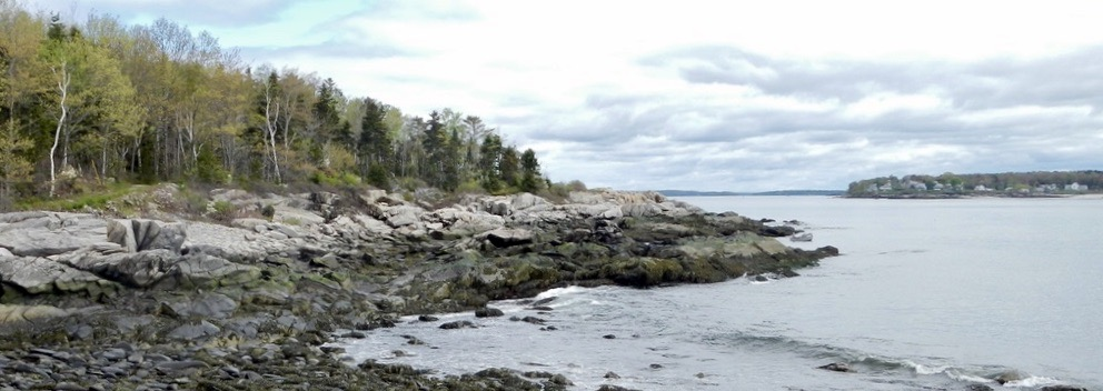 Daveis Sanctuary on Peaks Island